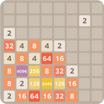 Super 2048 for Android 2.7 - Puzzle numbers on Android