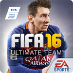 FIFA 16 Ultimate Team for Android 2.1.108792 - football management game on Android heights