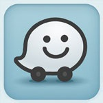 Waze Social GPS Maps and Traffic for iOS 3.7 - Map and directions while driving for iPhone / iPad