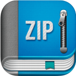 Zip - Rar Tool for iOS 1.66 - Zip and unzip files for free on the iPhone / iPad