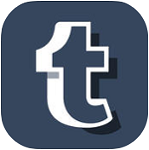 Tumblr for iOS 4:10 - Social Networking iPhone / iPad