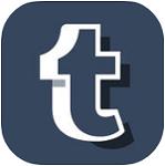 Tumblr for iOS 4:10 - Social Networking iPhone / iPad