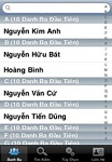 Vietnam Contacts Plus for iOS - Look up a telephone subscriber information for iphon / ipad
