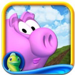 HD for iPad Piggly - Game Help Piggly picking apples for iphone / ipad