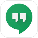 Hangouts for iOS 6.1.0 - Applications chat and video calls on the iPhone / iPad
