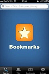 Bookmarks On The Go for iOS 1.0 - Synchronize your bookmarks, browser history