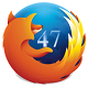 Firefox 47.0 - Support for web browsing, watching movies...
