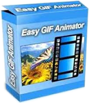 Easy GIF Animator 6.1 - Create GIF easy for PC