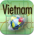 Vietnam Map for iOS 2.0 - Service free maps for iphone / ipad