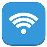 WiFi for iOS 2.3.2 Temple - search and location sharing WiFi on the iPhone / iPad