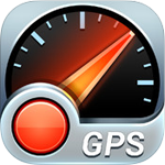 Speed ​​Tracker Free for iOS 5.1.9 - speed smart meter on the iPhone / iPad
