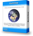 EarthView 4.4.1 - Applications created wallpaper and screen saver images from Earth