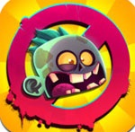 No Zombies Allowed for iOS - Game entertainment for iPhone / iPad