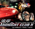 Midnight Club II demo - speed racing game attractive for PC