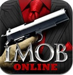 Imob Online for iOS - Game gangs fight for iPhone / iPad