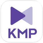 IOS 1.2.2 KMPlayer - media player for free on the iPhone / iPad