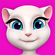 My Talking Angela for iOS 1.3.1 - Game Chat with Angela on the iPhone / iPad