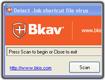 BkavDetectShortcutFileVirus - Virus Removal efficient shortcut for PC
