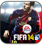 FIFA 14 - FIFA 14 football game attractive for windows