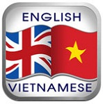 English Vietnamese English Dictionary for iOS - Application Dictionary English - Vietnamese - English for iPhone