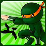 Ninja Rush For Android 1:29 - brave ninja