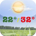 Download for iOS 6.1 CityWeather - Applied Weather for iPhone / iPad