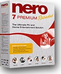 Nero 7 Ultra Edition Enhanced - software for PC video format