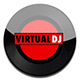 Virtual DJ for Windows 8.0 build 2265 - Software mix, mixing simple music for DJ