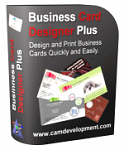 Business Card Designer Plus - Free download and software reviews
