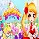 Candy magic. Baby games to explore the magic candy garden
