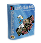 Wonder Photo Studio 2.89 - Tool to create professional collages for PC