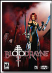 BloodRayne 2 - Games for PC Rayne female half