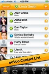 ooVoo Mobile for iPhone - video chat software attractive for iphone / ipad
