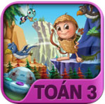 Lém 3 for iPad 1.0.7 Beans - Medium Grade 3 math learning game for iphone / ipad