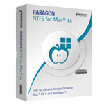 Paragon NTFS for Mac (Yosemite) for Mac - Free download and software reviews