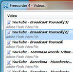 Vixy Freecorder - Download and convert video to MP3 for PC