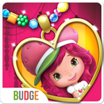 Strawberry Shortcake lockets for Android 1.3 - Game made friendship necklace on Android