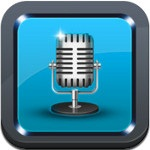Professional Dictation 1.0 for iOS - Send voice messages for the iPhone / iPad