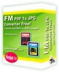 FM PDF To JPG Converter Free