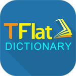 English dictionary for Android 4.9.1 TFLAT Vietnamese - English dictionary on Android
