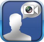 Vichat for Facebook Video Chat HD 1.2 - video calling app for iPad