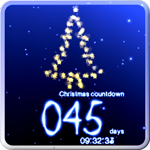 Christmas Countdown Free for Android 2.5.6 - Wallpaper Christmas countdown