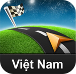 Vietnam Sygic GPS Navigation for iOS 12.2.3 - Applied Voice navigation for iphone / ipad
