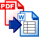 Free PDF to Word Doc Converter 1.1 - Convert PDF to Word Free for PC