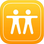 Find My Friends iOS 4.0.1 - Shared Services location on the iPhone / iPad