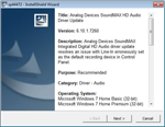 SoundMax Integrated Digital Audio Driver 5.12.01.4070 - Audio Driver for SoundMax