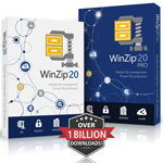 WinZip 20.0 Build 11 659 - Software data compression and decompression strong