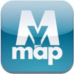 SmartMyMap for iOS 1.2 - Provides a map on the phone iphone / ipad