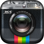 365 Camera for iOS 5.0 - Application senior photo editor for the iPhone / iPad