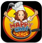 Happy Chef HD for iPad - Manage your own restaurant for iphone / ipad